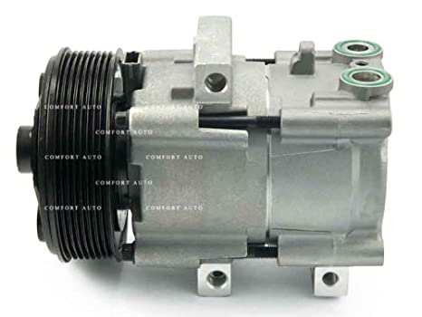 Amazon.com: New AC Compressor With 1 year Warranty: 1997 - 2007 Ford F150 F250 F250 SUPER DUTY F350 SUPER DUTY F450 SUPER DUTY F550 SUPER DUTY Pickup: ...