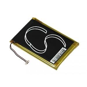 Batería para Sony MP3 Player-NW-A805P, 3,7 V, Li, [Polymer-Batería para iPod, MP3, Game]
