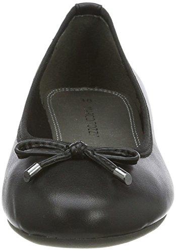Mujer Bailarinas 22137 Para Tozzi Marco black Antic Negro xnP1SqH