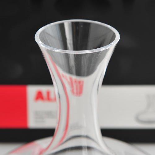 Alessi SG119//4000 Mami XL Decanter in Vetro Cristallino