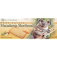 Macadamia Shortbread 175g (175)