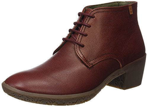 Capretto Women's El Red Ng11 Chukka Red Alhambra Adobe adobe Naturalista Boots qt55F