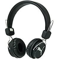 Puma PMAD3045-BLK The League Over-Ear Headphones - Black