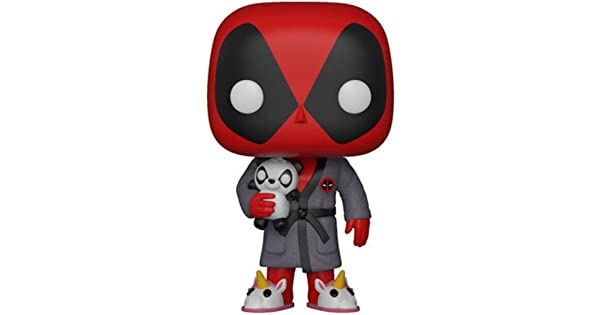 Amazon.com: Funko POP! Marvel: Deadpool Playtime - Deadpool ...