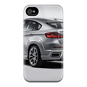 Premium DiL8477BSmQ Cases With Scratch-resistant/ Silver Bmw X6 Cases Covers For Iphone 6 Plus