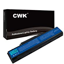 CWK® New Replacement Laptop Notebook Battery for Acer Emachine D725 G627 G630 G725 E627 E725 Acer Aspire 4732 4332 5332 5516 5517 5532 AS09A31 AS09A41 5232 5241 5334 5541 5541G AS09A56 AS09A61 8.8A 5732 5732Z 5732ZG 5734 5734Z AS09A75 AS09A90 7315 7715 7715Z AS09A70 AS09A71 AS09A73 4736 4736G 4736Z 4320 4332 4336 4535 4535G 4540 4540G 5516 5517 5732z AS09A61 Gateway MS2268 MS2273 MS2274 AS09A56 Gateway NV52 NV53 NV54 AS09A51 AS09A61 AS09A71 AS09A56