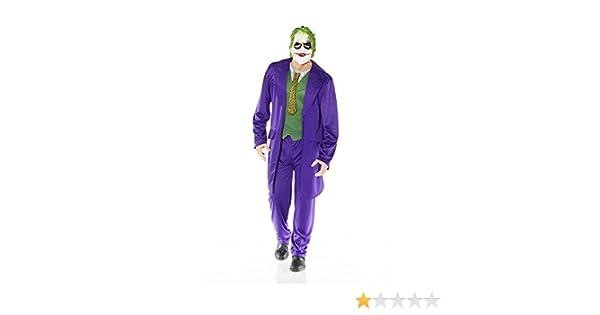 Hombre Disfraz de Joker Batman – The Dark Knight: Amazon.es ...
