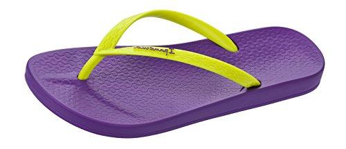 Purple Tropical femmes Flops Ipanema Flip Sandales dXqwOOt
