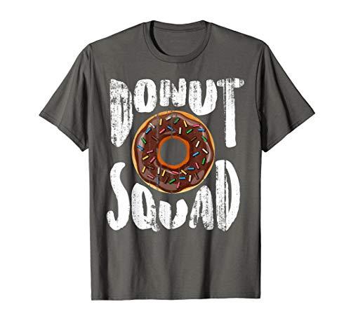 Donut Squad Shirt   Cool Donut Lover T-shirt Doughnut Gift
