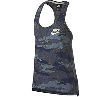 Camo Vintage Gym Et Loisirs Débardeur Femme Sports Nike Pour wEq5Txfw