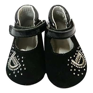 Byblos Shoe For Kids (Size 17) [Black]