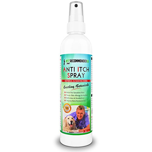 Vet Recommended Anti Itch Hypoallergenic Itchiness