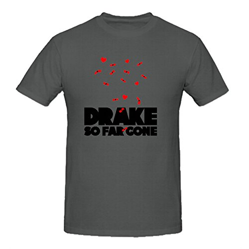 Drake So Far Gone Custom T Shirts Design Round Neck Grey
