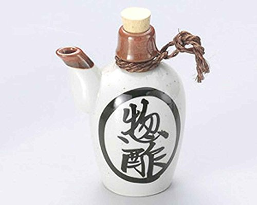 Mingei 2.7inch Set of 10 Soy Sauce Dispensers White porcelain Made in Japan by Watou.asia
