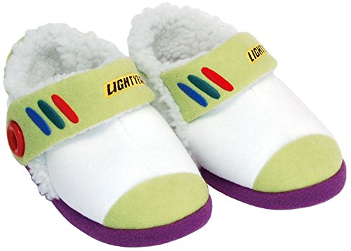 Japan slippers [ Toy Story of the room wear slippers ] boots Buzz Kids White 280 -
