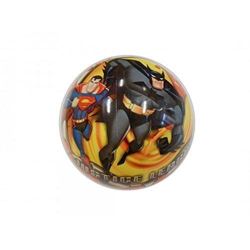 Pelota del partido con Batman, Superman, Flash (Rojo Blitz ...
