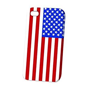 THYde Case Fun Apple ipod Touch4 Case - Vogue Version - D Full Wrap - Flag of United States of America ending