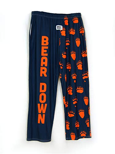 chicago bears mens pajamas - 5