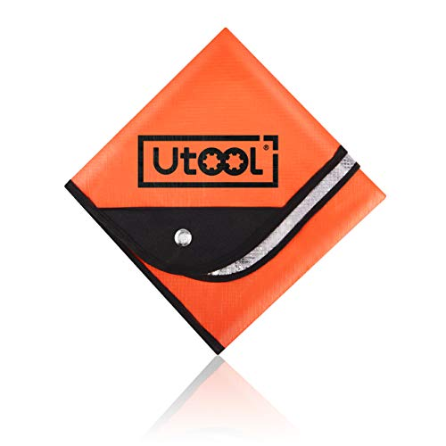 UTOOL Heavy Duty Emergency Blanket Tarp d9336ca99