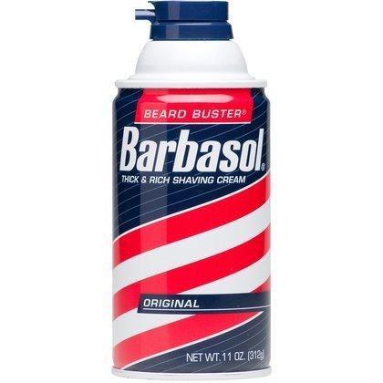 Barbasol Original Shave Cream 11 Quantity