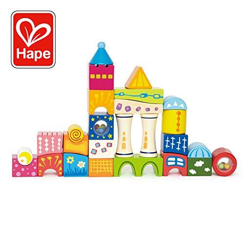 - Award Winning Hape Fantasia Castle Blocks