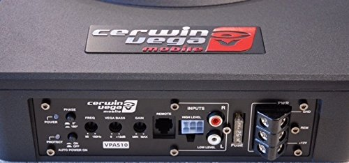 Powered Active Subwoofer Enclosure by Cerwin-vega Mobile (Image #2)