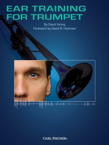 Carl Fischer Ear Training for Trumpet Book -