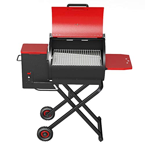 L&Y BBQ Pit Grill Barbecue Outdoor Camping (Large) Grill Racks Tools Barbecue Rotisseries 30KG