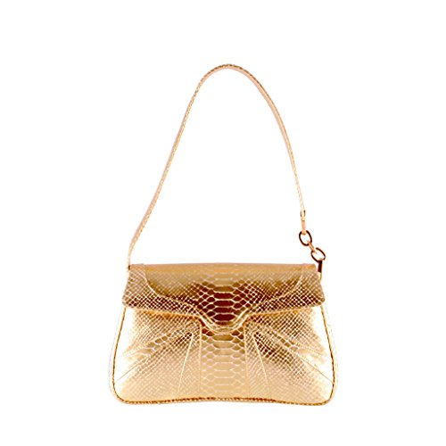 GION Gerda Women Leather Evening Bag by GION leather goods