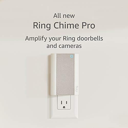 All-new Ring Chime Pro