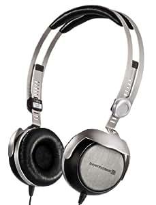 Beyerdynamic T50P - Auriculares de diadema abiertos, negro, plateado