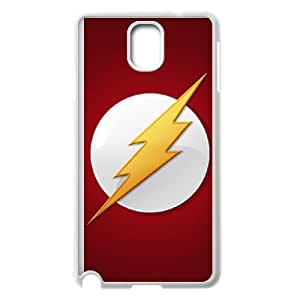 Samsung Galaxy Note 3 Phone Cases White The Flash BVX752142