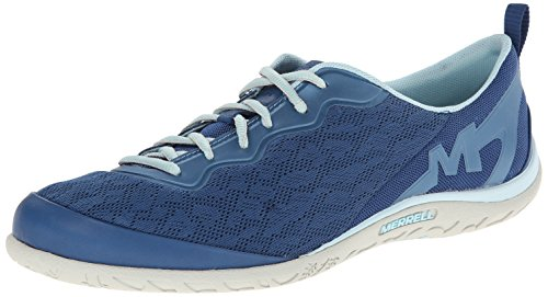 Merrell Enlighten Shine Breeze, Chaussons Sneaker Femme, J21744 Blau (Tahoe)