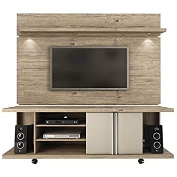 Amazon Com Manhattan Comfort Carnegie Tv Stand And Park 1 8