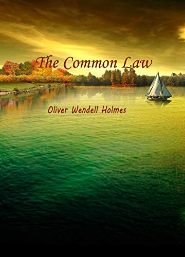 The Common Law  English Edition