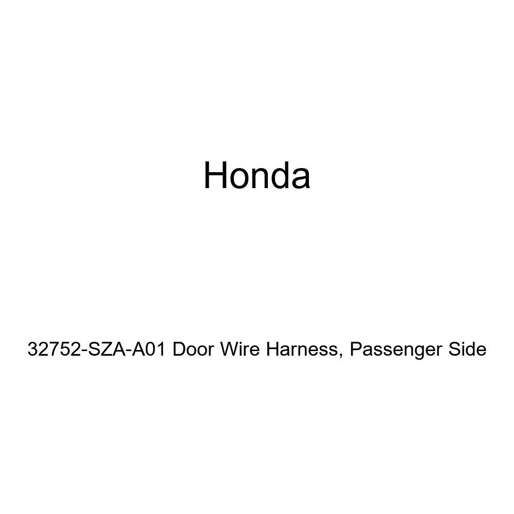Genuine Honda 32752-SZA-A01 Door Wire Harness Passenger Side