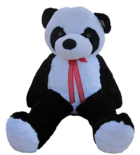 Joyfay Giant Panda Bear- Big 3ft Plush Toy, Cuddly and Cute