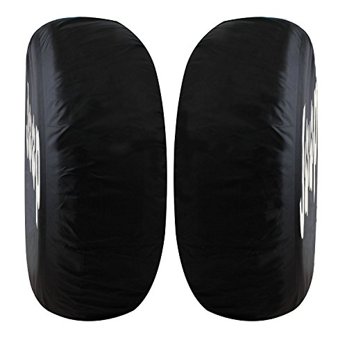 Moonet Spare Tire Cover Canvas Car Truck SUV Camper For Jeep Liberty Wrangler Commander Compass Grand Cherokee Size M R15 235/65R17 255/65R16 215/70R16 235/75R15 245/70R15 (Diameter 28