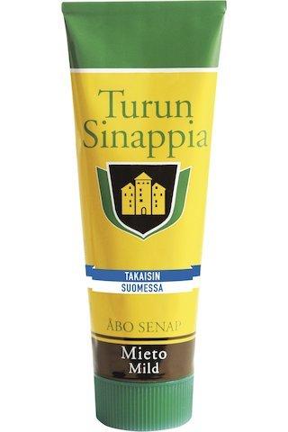 - TURUN BIG Mustard Mild 275g FINLAND (Set of six)