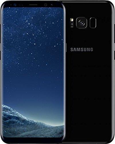 Samsung Galaxy S8+ 64GB Unlocked Phone - 6.2'' Screen - International Version (Midnight Black) by Samsung (Image #2)