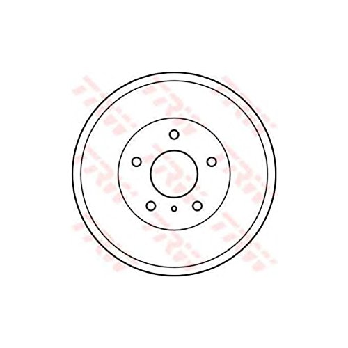 TRW DB4290 Brake Drums: