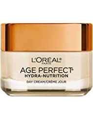 Face Moisturizer by L'Oreal Paris, Age Perfect Hydra-Nutrition...