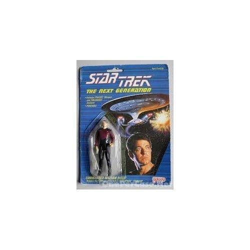 Star Trek the Next Generation Commander William T. Riker 3.5