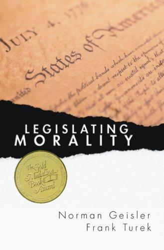 should we legislate morality essay