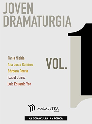 Joven Dramaturgia Vol. 1 (Spanish Edition)