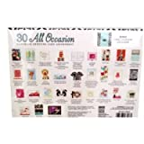 30 All Occasion Handmade Greeting Card Assortment, Health Care Stuffs