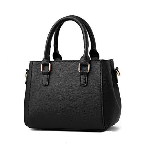 féminine Bag Sac Simple Main Noir 14cm Sac Couleurs Crossbody à à bandoulière 6 22 Mode Plaid 17 Couleur dxfHwqvd