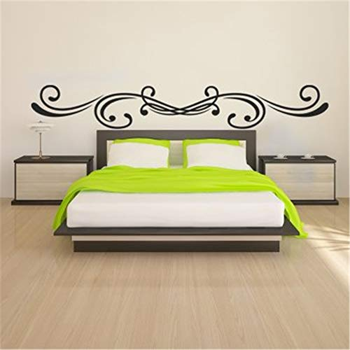Naeyu Vinyl Wall Art Inspirational Quotes and Saying Home Decor Decal Sticker Headboard for Bedroom Home Decor