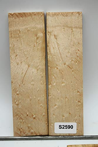 Unique Wood Knife Scales - Knife Handle Material - Wood Scales - Wood Handle Material for Knives - Knife Making Supplies - Gun Grip Handle Material - Payne Bros - Knives of Payne (V431) (6127) ()