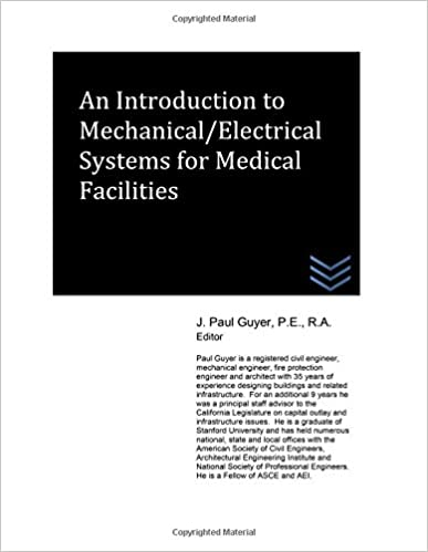 Book An Introduction to Mechanical/Electrical Systems for Medical Facilities
